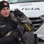 Špecialistka Rita Ora pomáha slovenskej polícii hľadať nebezpečné chemikálie